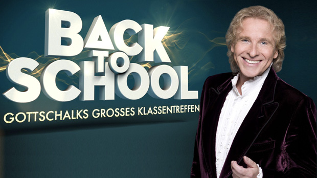 "Thomas Gottschalks RTL-Show ""Back to School"""