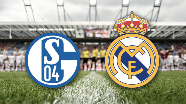 Champions-League-Duell: Schalke 04 vs. Real Madrid