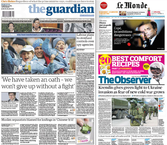 the-guardian-Le-Monde-The-Observer