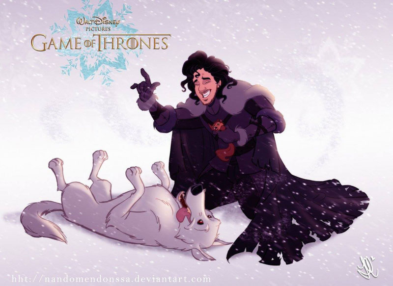 if-game-of-thrones-were-drawn-by-disney-1