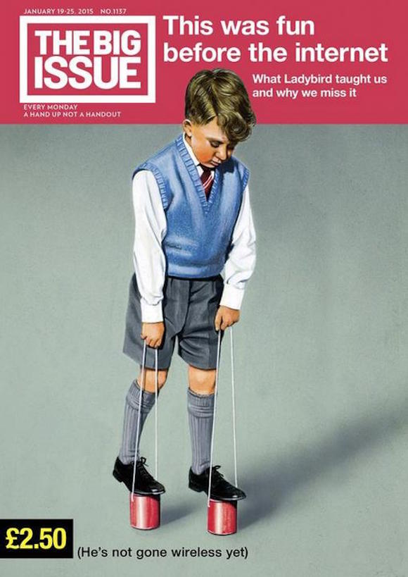 The Big Issue-1