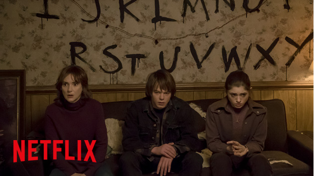 "Netflix' Eigenproduktion ""Stranger Things"" geht 2017 in die zweite Staffel."