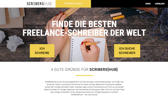 screenshot-scribers-hub-text