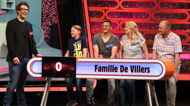 'Keep it in the Family' mit Daniel Hartwich bei RTL, Foto: RTL/Guido Engels