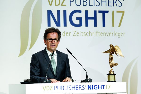 VDZ Publishers' Night 2017