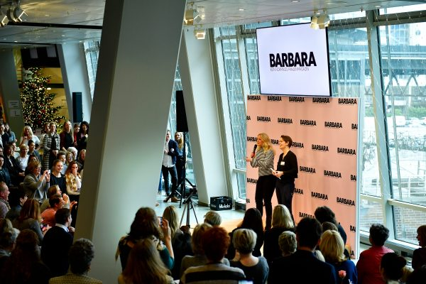 BARBARA Magazine Hosts Meet & Greet For Readers With Barbara Schoeneberger In Hamburg