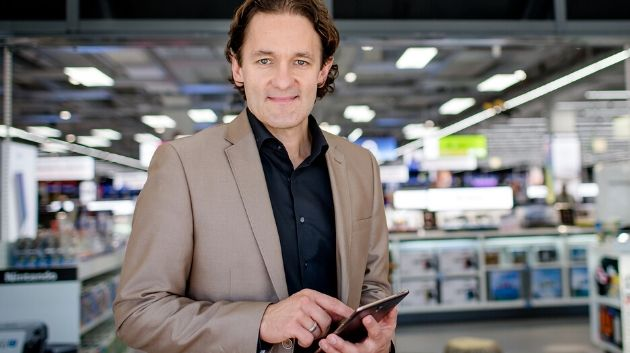 Innovationschef Martin Wild verlässt Media Markt Saturn › Meedia