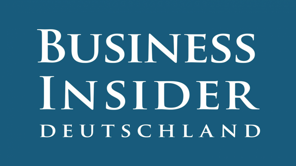 Business Insider Deutschland Logo