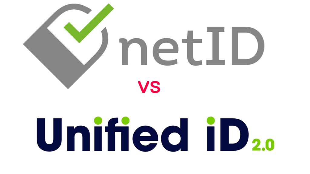 NetID versus Unified ID 2.0