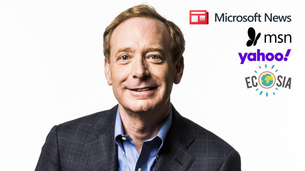 Brad Smith Microsoft News